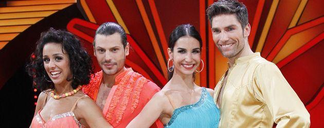 Die Finalisten von Let's Dance