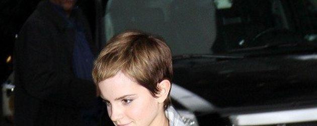 Emma super cool angezogen