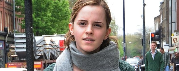 Emma Watson ohne Make-up