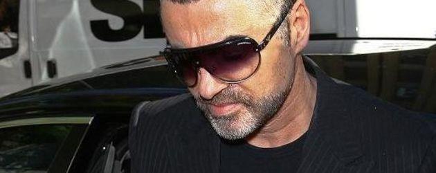 George Michael bricht in seiner Zelle in Tränen aus