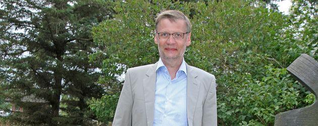 Günther Jauch mit Bärtchen