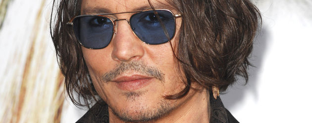"Johnny Depp bei der Premiere ""Dark Shadows"""
