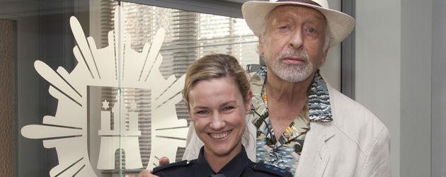Karl Dall mit Rhea Harder