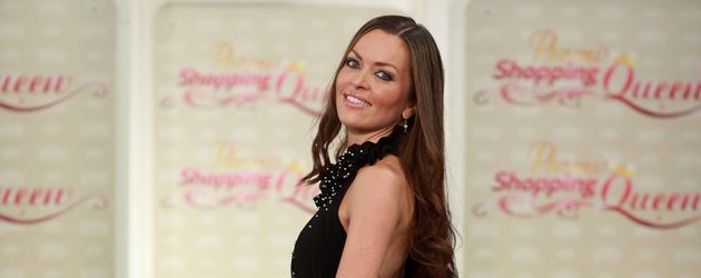 Kate Hall bei Promi Shopping Queen