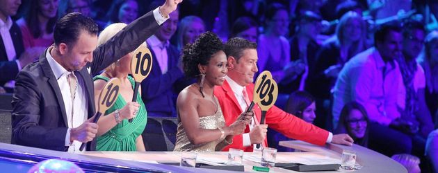 Let's Dance: Die Jury verteilt 10 Punkte
