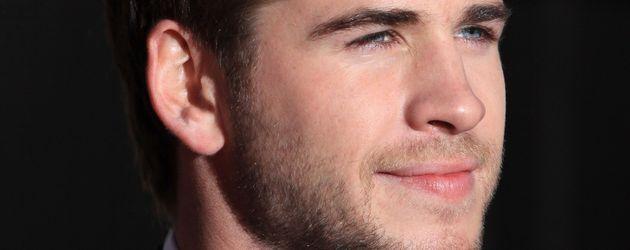 Liam Hemsworth auf der London-Premiere