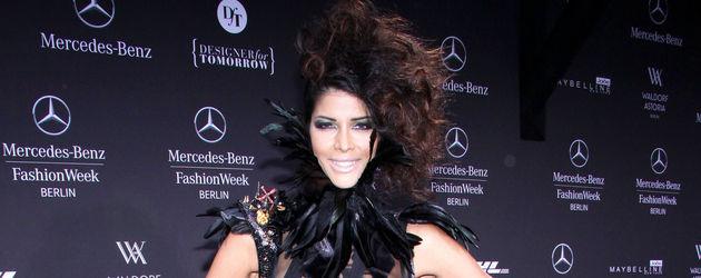 Micaela Schäfer auf der Fashion Week 2013