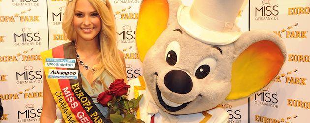 Miss Germany 2012 Isabel Glück