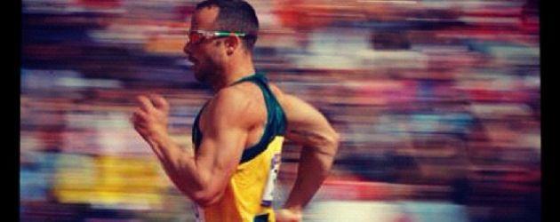 Oscar Pistorius rennend 2