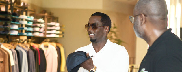 P. Diddy ist in Cannes