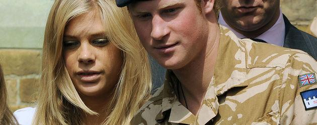 Prinz Harry und seine Ex Chelsy