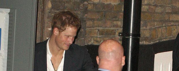 Prinz Harry verlässt Club