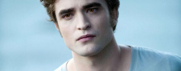 Robert Pattinson als Vampir Edward in Eclipse