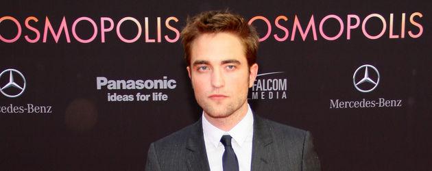 Robert Pattinson Cosmoplis Premiere