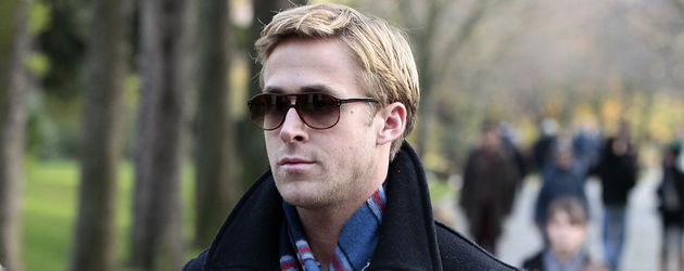 Ryan Gosling in Paris