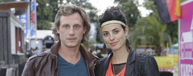 Sarah und Patrick