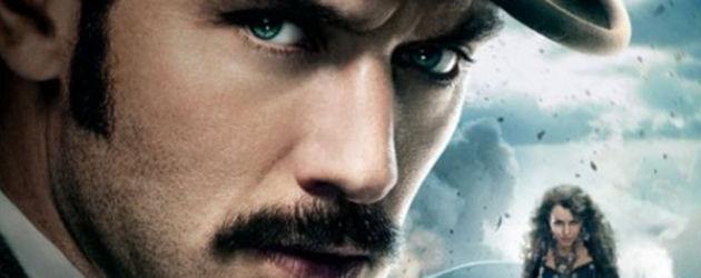 """Sherlock Holmes: A Game of Shadows"" Plakat mit Watson"