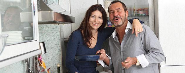 Silvan-Pierre Leirich und seine Frau Barbara