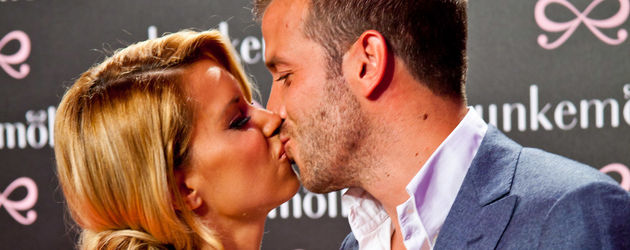 Sylvie küsst Rafael