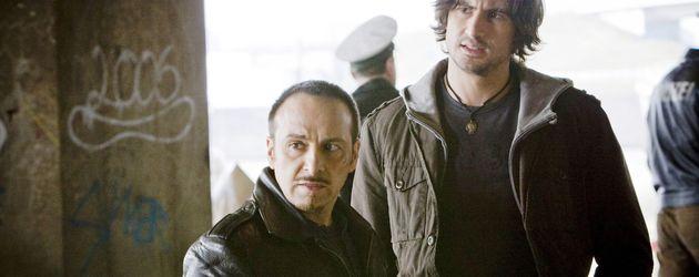 Tom Beck und Erdogan Atalay von Alarm für Cobra 11