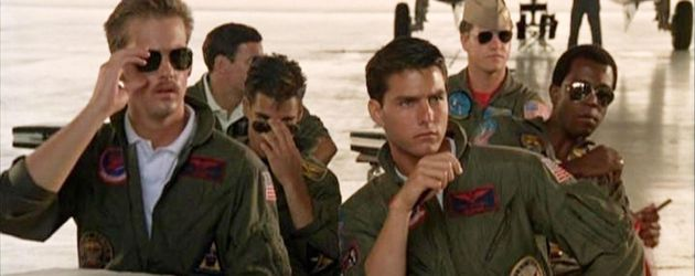"""Tom Cruise und der Cast von """"Top Gun"""""""