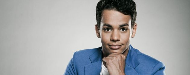 X Factor 2011: Kassim Auale in Blau