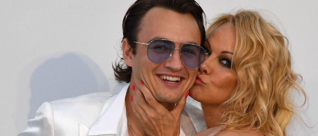 Stacheldraht Pamela Anderson Pamela Anderson: