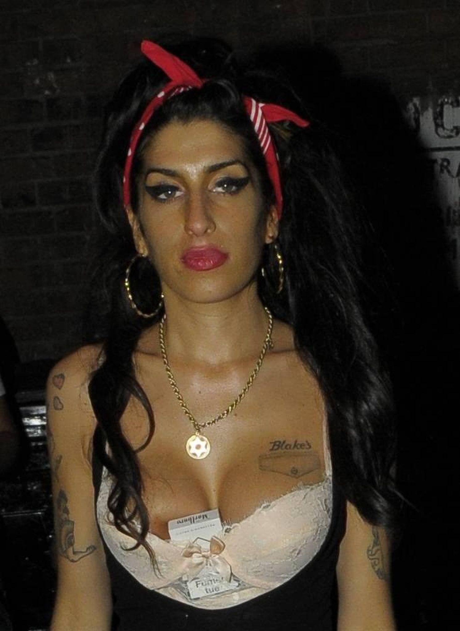 Winehouse i ratten