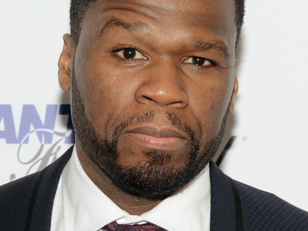 50 Cent bei einer Charity-Veranstaltung in New York