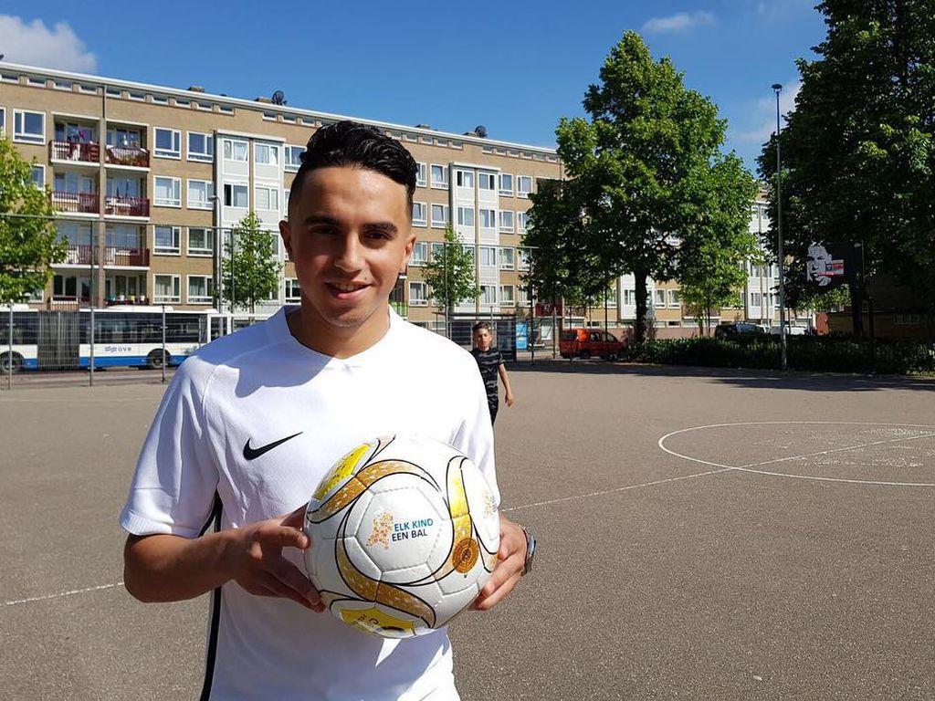 Abdelhak Nouri, Fußballer