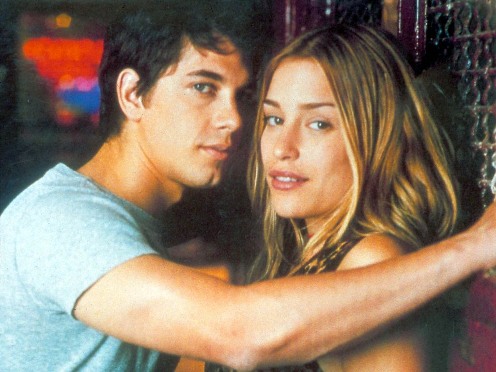 "Adam Garcia und Piper Perabo in ""Coyote Ugly"""