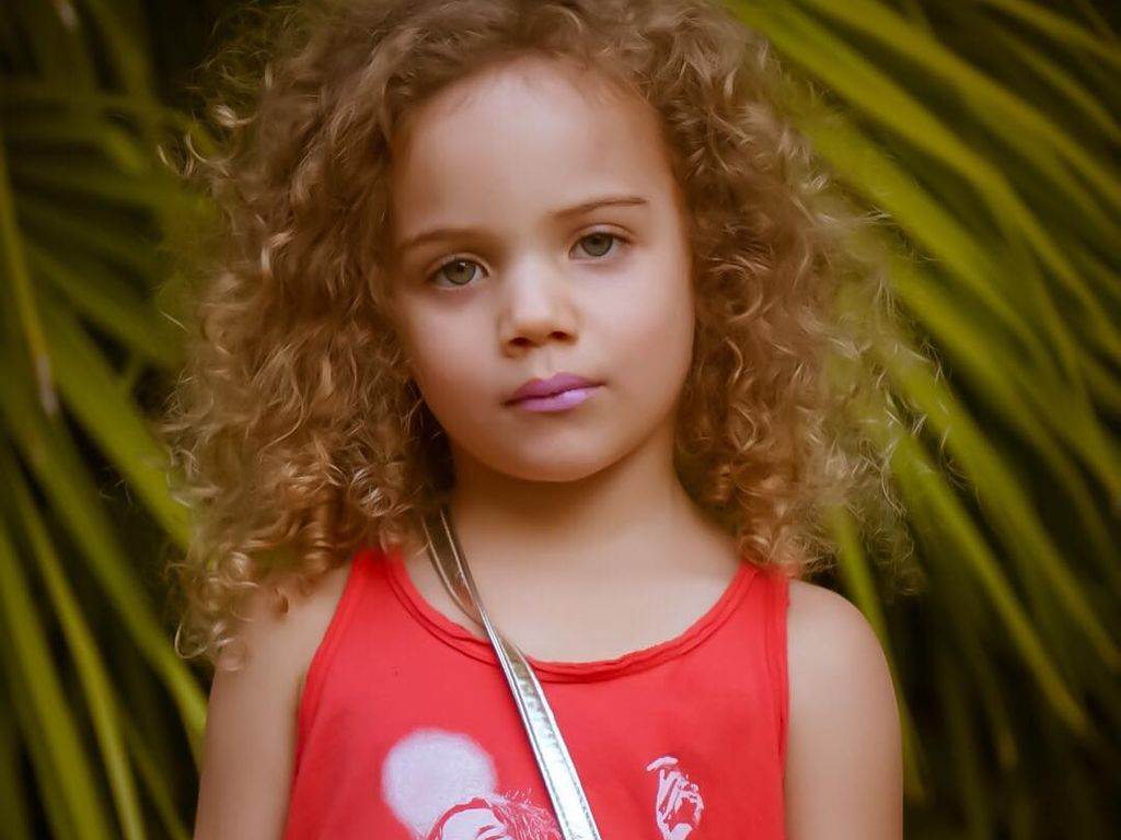 AJ McLeans Tochter Ava