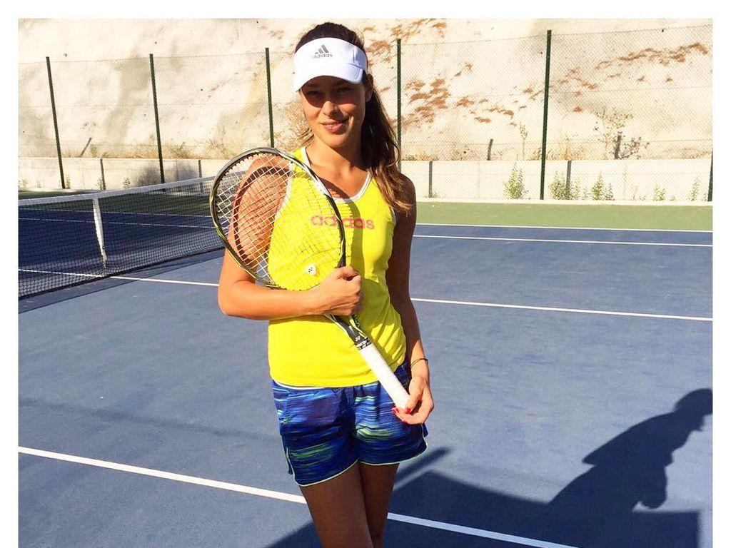 Ana Ivanovic, serbische Tennis-Spielerin