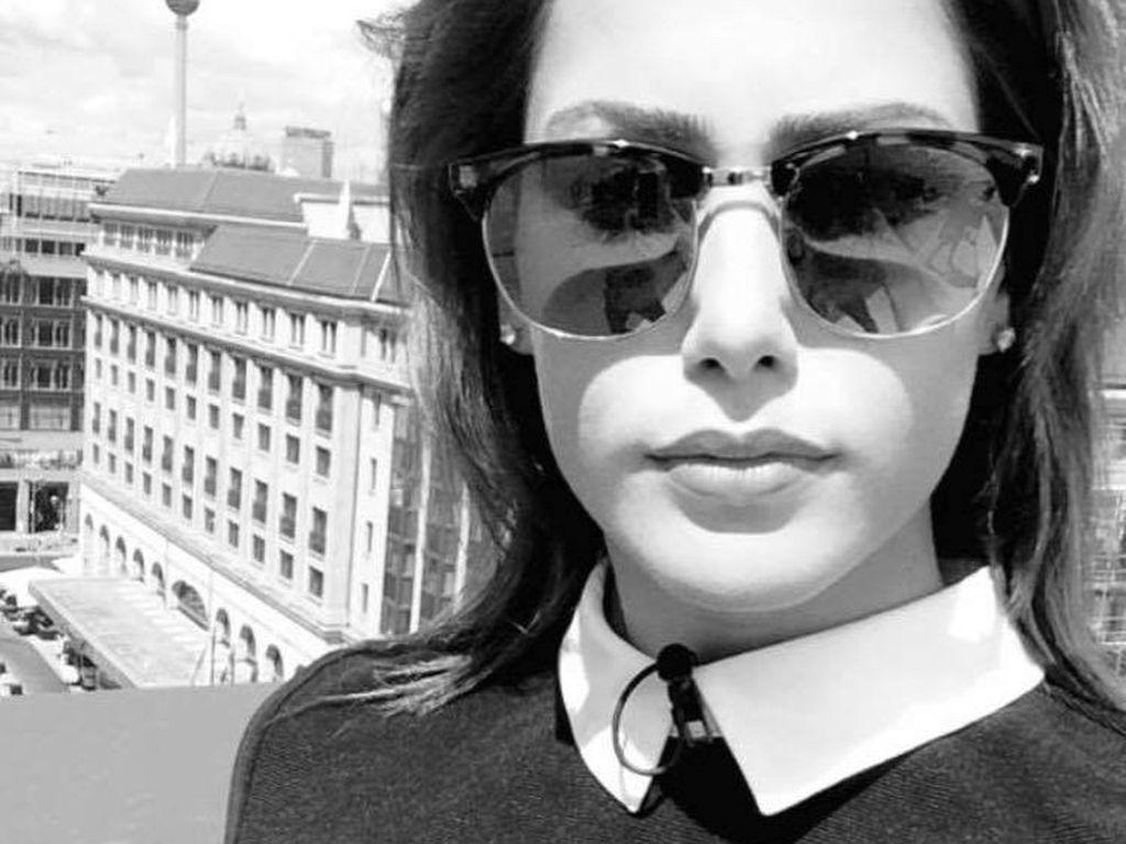 Angelina Heger in Berlin