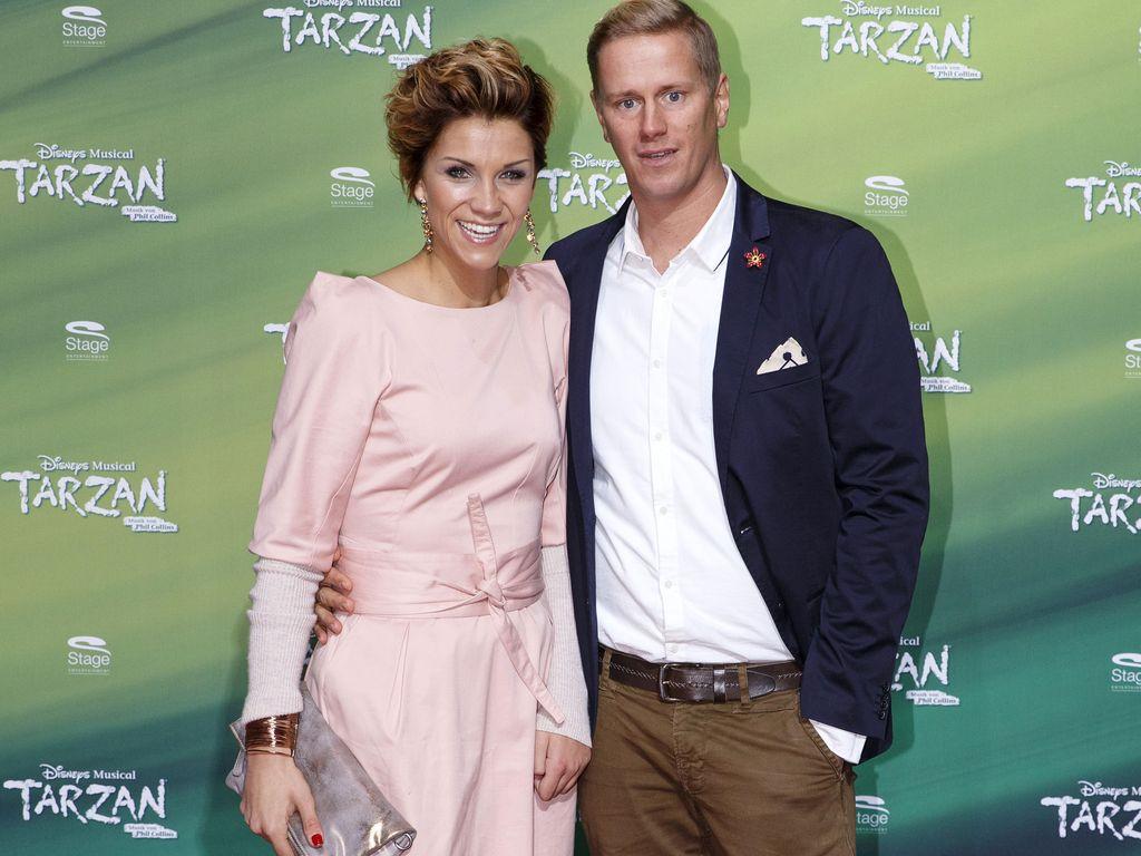 Anna-Maria Zimmermann und ihr Ehemann Christian Tegeler