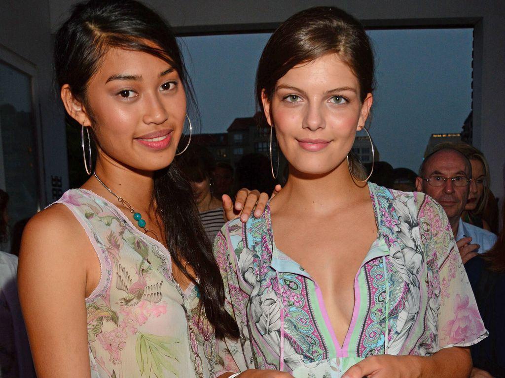 Vanessa Fuchs und Anuthida Ploypetch