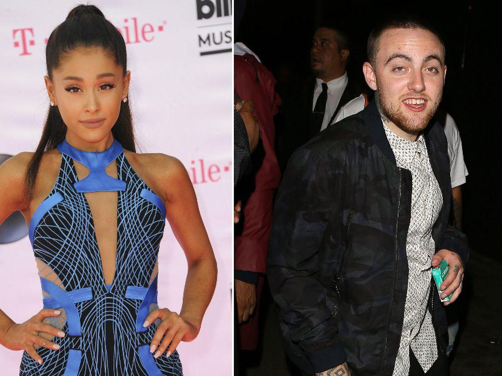 Ariana Grande und Mac Miller
