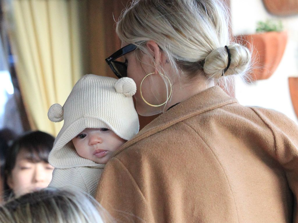 Ashlee Simpson und Jagger Snow Ross