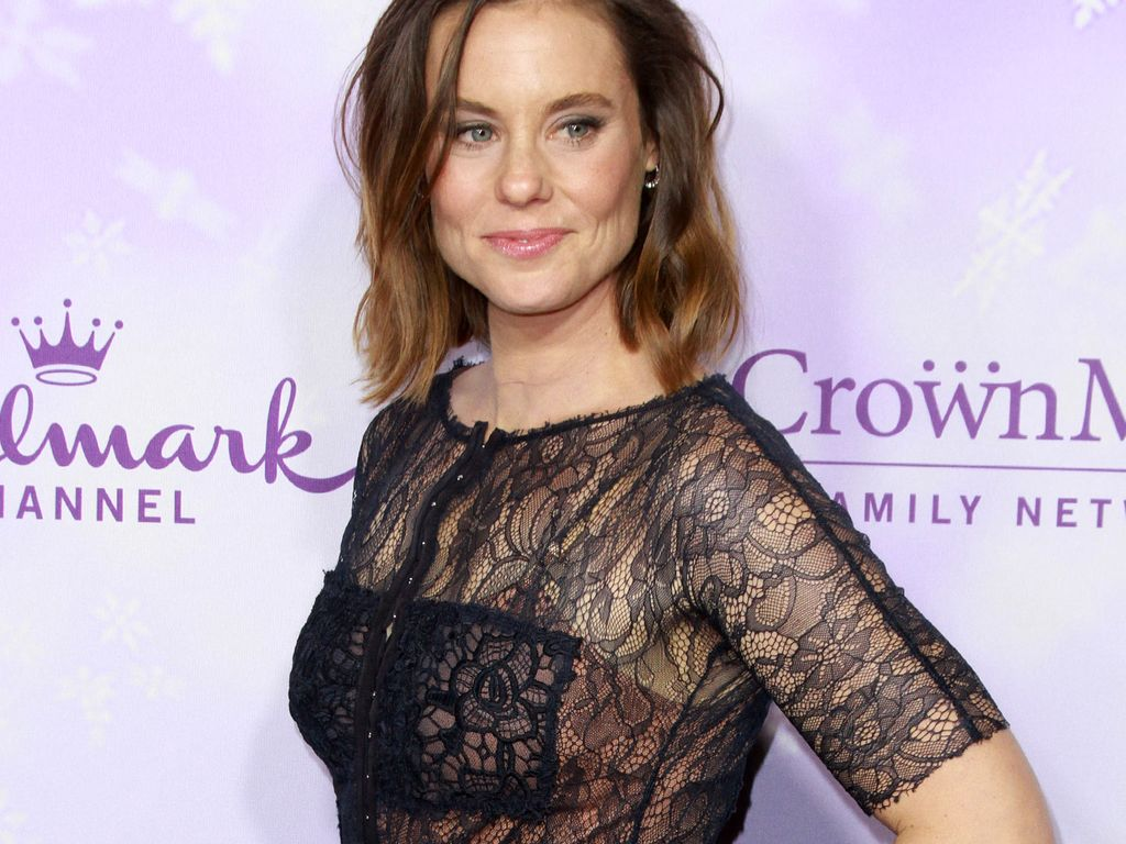 "Ashley Williams, bekannt aus ""How I Met Your Mother"""