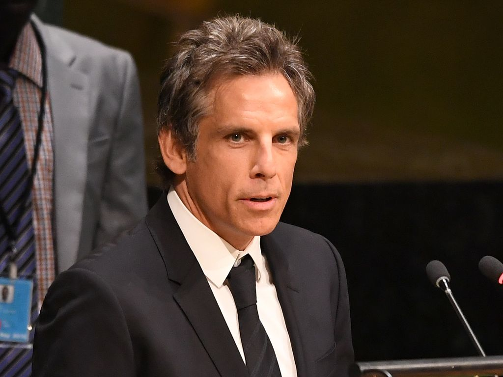 Ben Stiller im September 2016 bei den Vereinten Nationen in New York