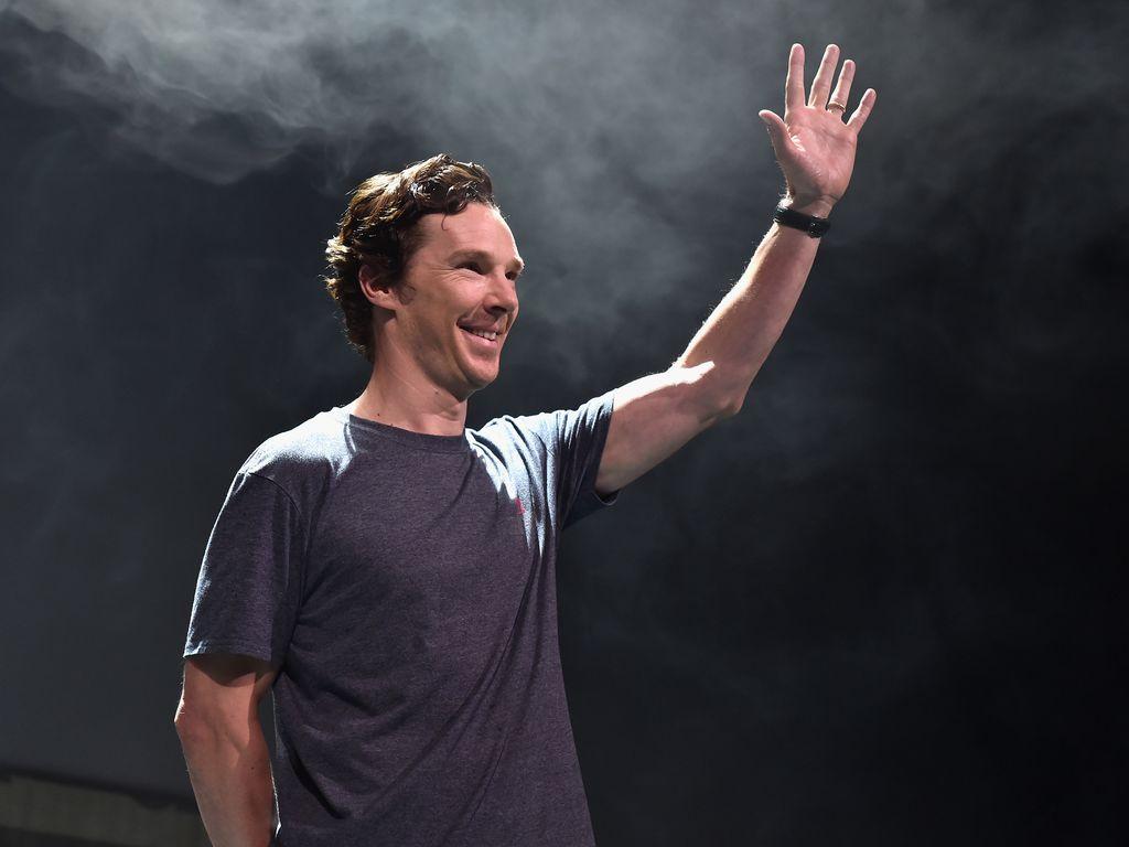 Benedict Cumberbatch auf der San Diego Comic-Con 2016