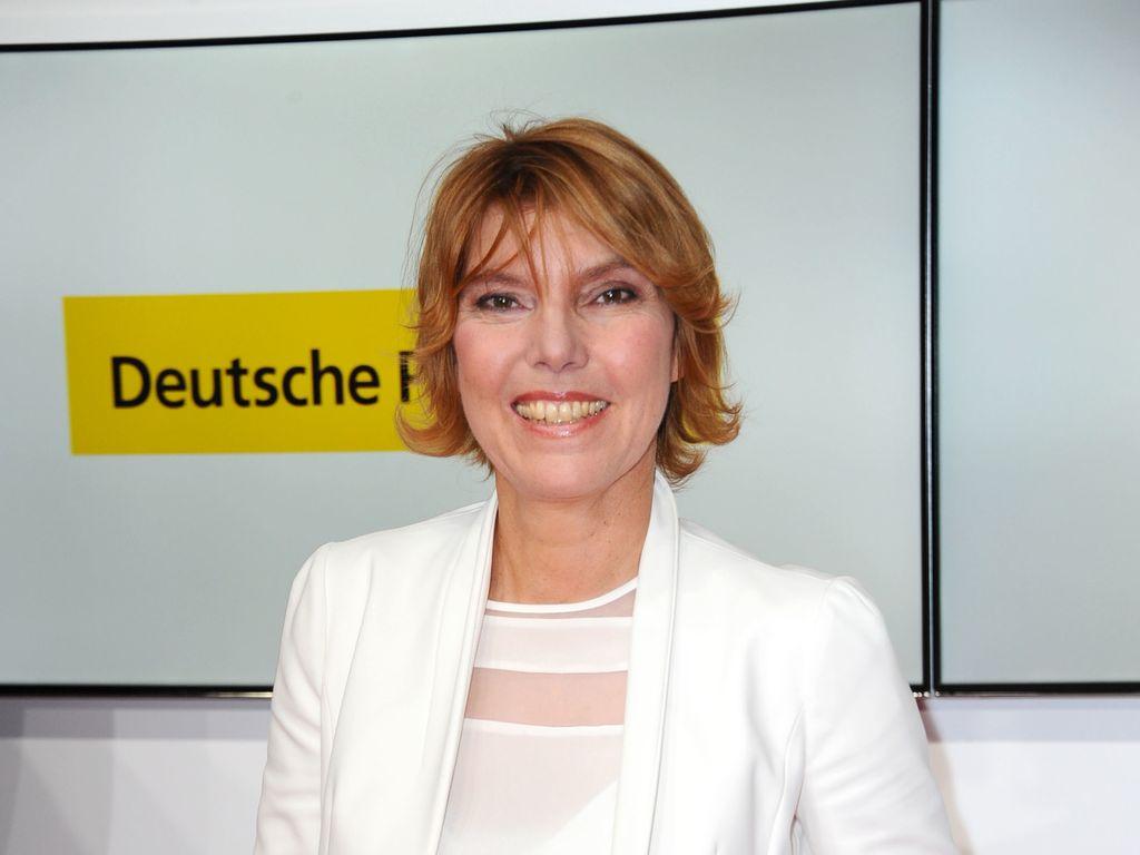 Bettina Böttinger bei der Goldenen Kamera 2014