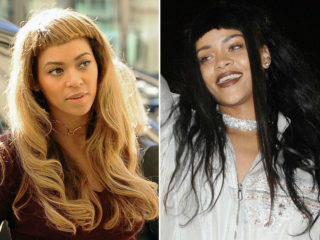 Beyonce und Rihanna