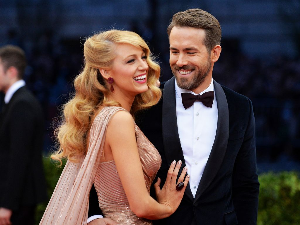 "Blake Lively und Ryan Reynolds auf der ""Charles James: Beyond Fashion""-Gala in New York"