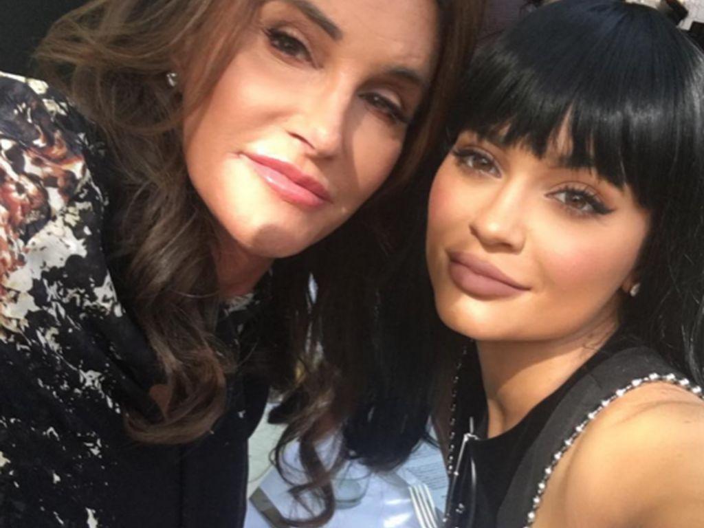 Kylie Jenner und Caitlyn Jenner