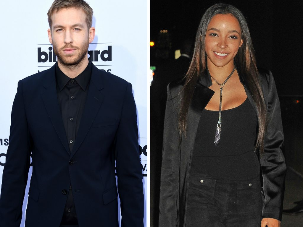 Calvin Harris und Tinashe