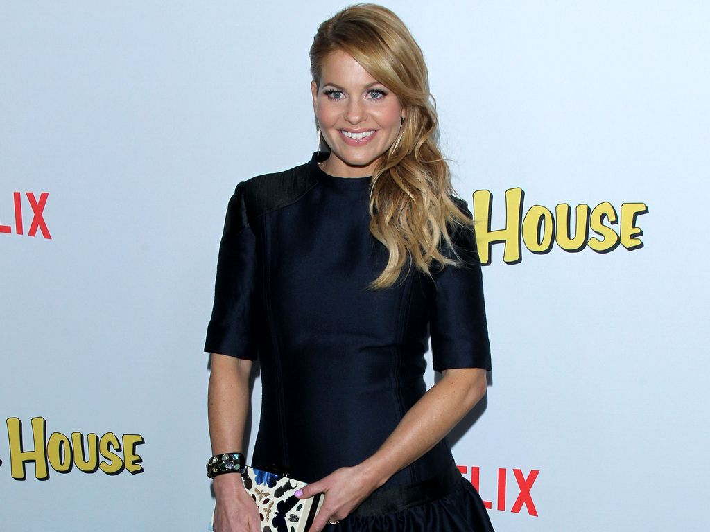 "Candace Cameron Bure bei der ""Fuller House""-Premiere"