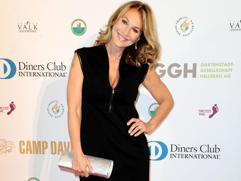 Mit 50: Caroline Beil wieder schwanger