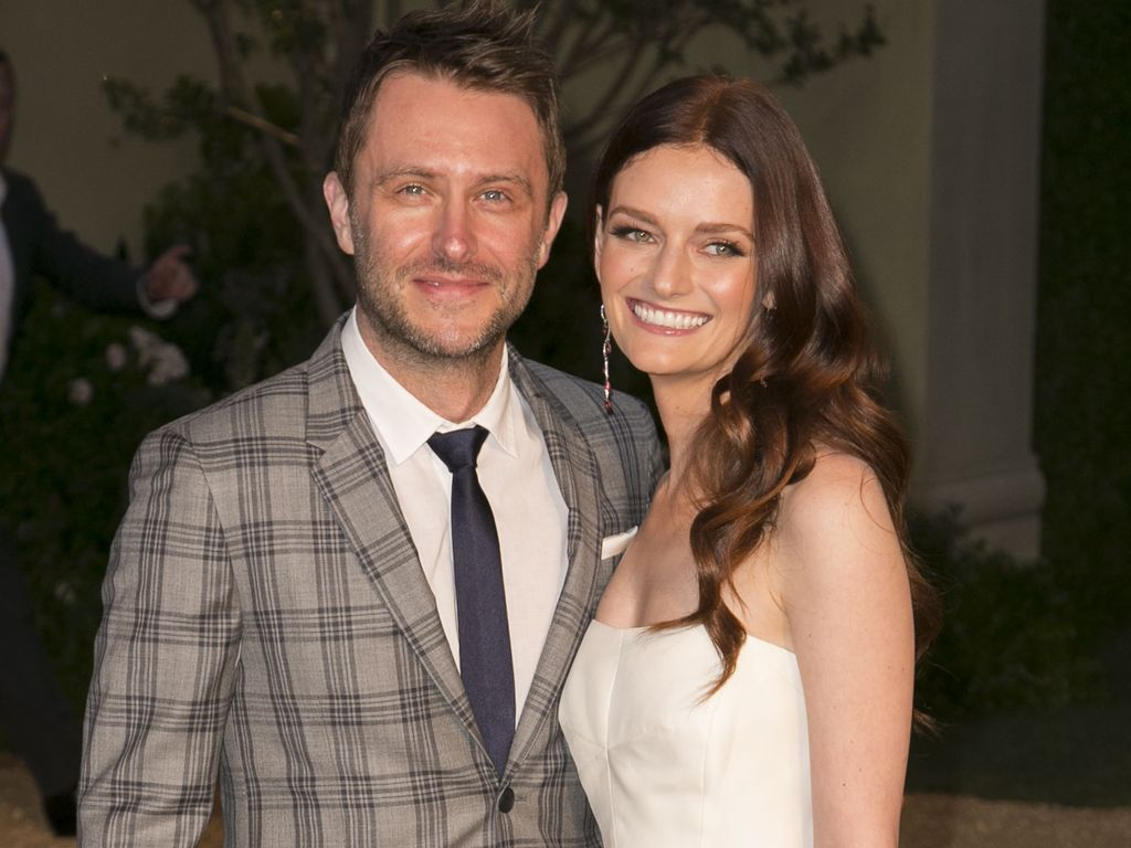 "Chris Hardwick und Lydia Hearst beim ""London In Los Angeles""-Event"