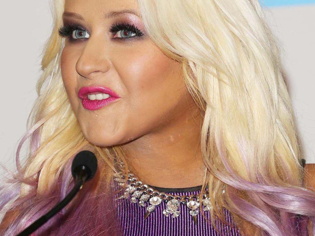 Aguilera nackt photos pics 16